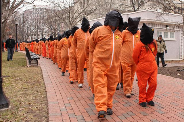 Guantanamo: Die Antithese zu unseren freiheitlichen Werten.
