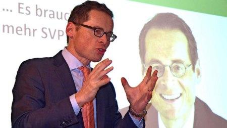 Mehr Sekten-Guru als Politiker: Roger Köppel